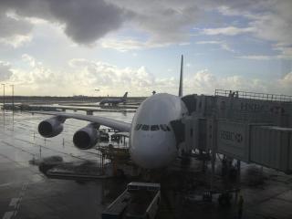 A380 Sydney