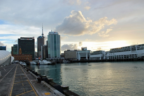 Auckland Harbour