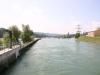 Einlasskanal Kraftwerk Rheinfelden