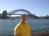 .sim vor Harbour Bridge